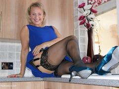 Sugarbabe - In The Kitchen Waiting To Be Fucked Gallery