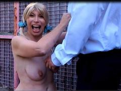 BarbySlut - Barby Car Wash Pt3 HD Video