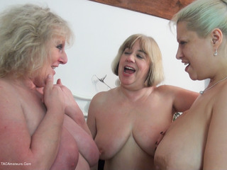 Claire Knight - Strap On Sisters Pt2 HD Video