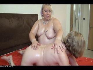 Lexie Cummings - Oily Massage Pt1 Video