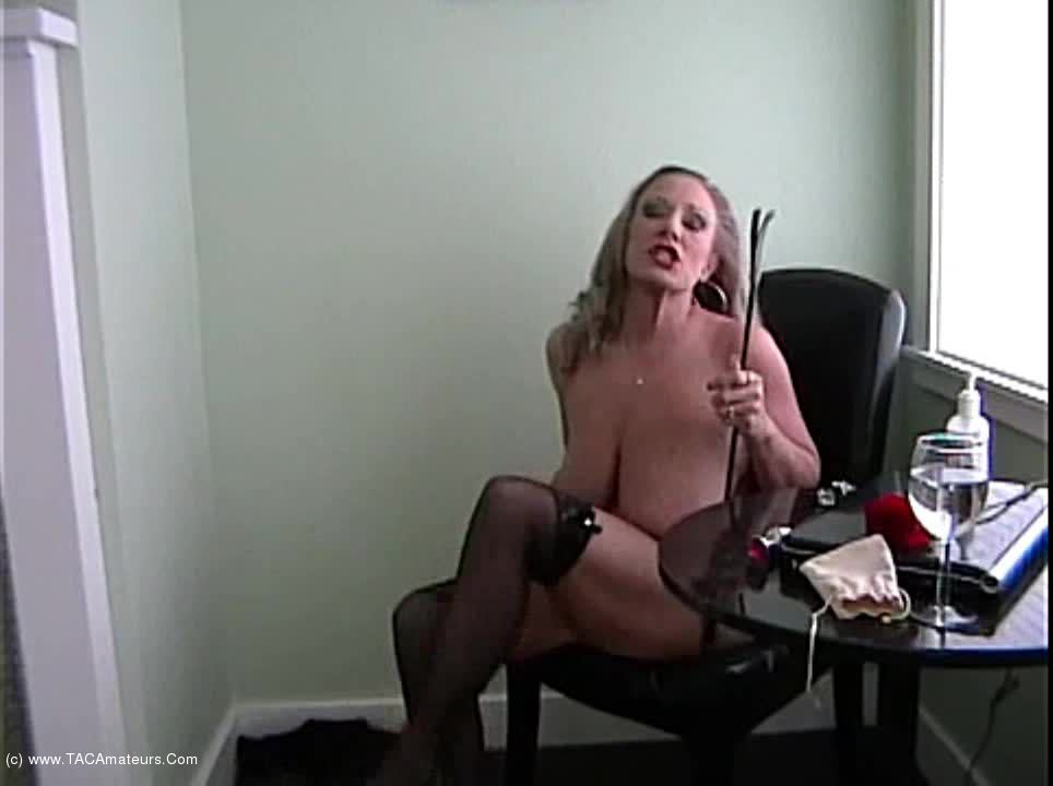 AwesomeAshley - Your Mistress Is Waiting scene 3