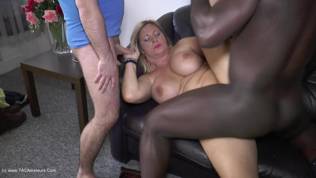 NudeChrissy - Interracial 3 Some Party scene 1