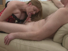 Lily May - Fucking On The Sofa Pt1 HD Video