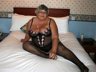 Grandma Libby - Black Basque Picture Gallery