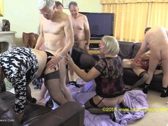 Jenny4Fun - Eight Way Fuck Fest Pt4 HD Video