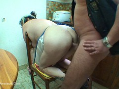 Mary Bitch - Fucked In The Kitchen Pt1 HD Video