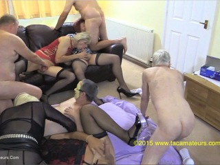 Jenny 4 Fun - Eight Way Fuck Fest Pt5 HD Video