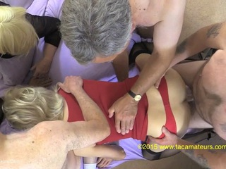 Jenny 4 Fun - Eight Way Fuck Fest Pt6 HD Video
