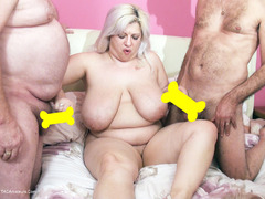 GinaGeorge - The Orgy Pt4 HD Video