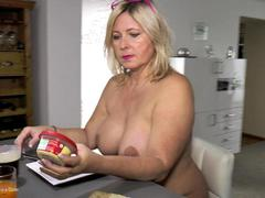 NudeChrissy - Nude Breakfast HD Video
