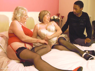 Claire Knight - The Neighbour Calls Pt1 HD Video