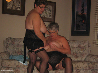 GirdleGoddess - New Strap-On Pt4