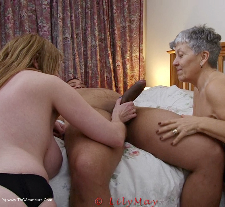 interracial 3 some