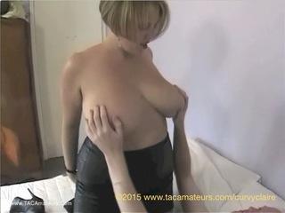 Curvy Claire - Shagging My Man Pt1 HD Video