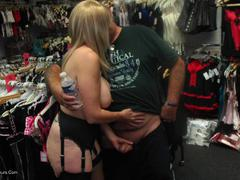 BarbySlut - Sex Shop Barby HD Video