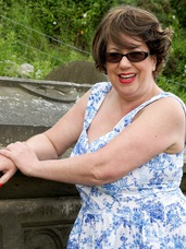 Off to church Hi Guys Im Auntie Trisha again and while Traveling about whilst in the Wilds of Yorkshire we came across an old Church, . Cougar, mature, milf, bbw/curvy, united kingdom, solo, lingerie, high heels, panties, feet/shoes
