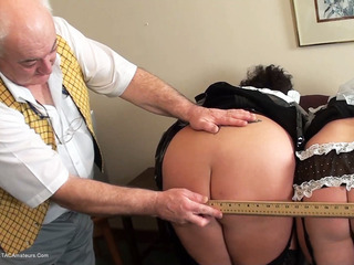 Dirty Doctor - Two Naughty Maids Pt2 HD Video