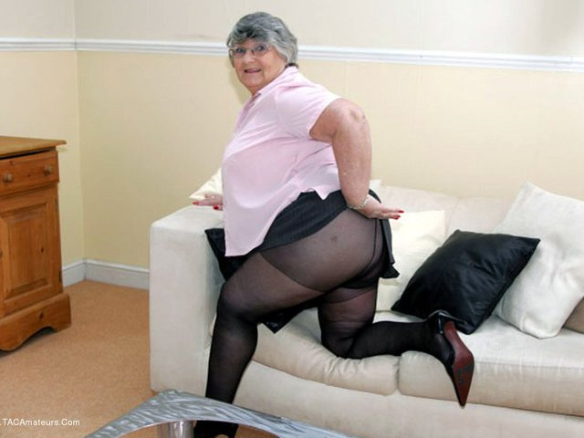 GrandmaLibby - Tights