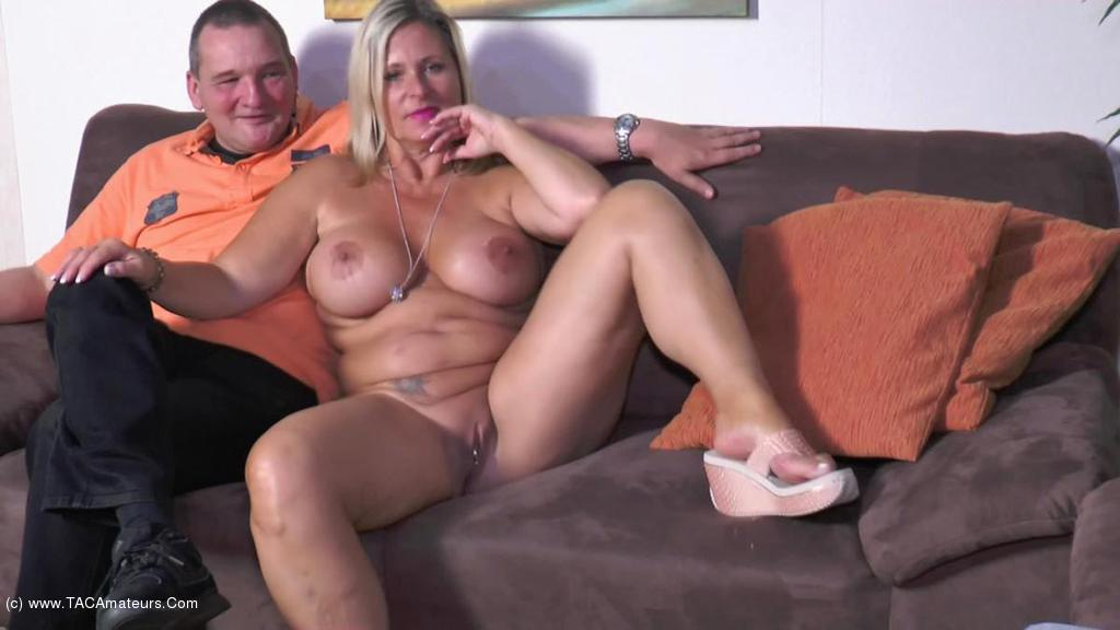 NudeChrissy - Shamless With The Visitor scene 1