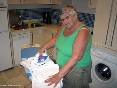 GrandmaLibby - Ironing Photo Album