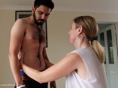 SammieSlut - Sammie Slut Meets Young Liam Pt1 HD Video