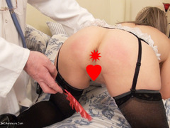 Savana - Caught By The Doctor Pt2 HD Video