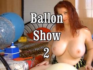 Angel Eyes - Balloon Show Pt2 HD Video