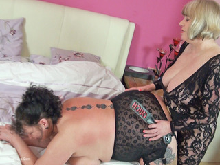 SpeedyBee - Spanking Time Pt1 HD Video