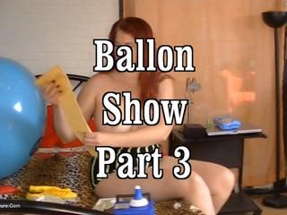Angel Eyes - Balloon Show Pt3 HD Video