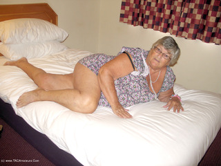 Grandma Libby - My Big Fat Arse Picture Gallery