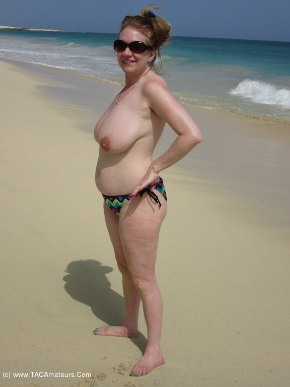 LilyMay - On The Beach scene 2