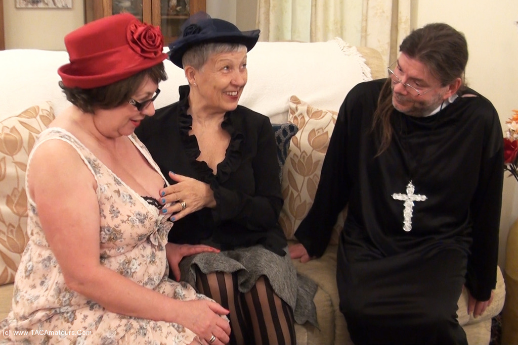 Milf and vicar videos