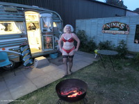 Barby - Caravan Wanking Video
