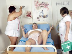 Grandma Libby - Naughty Lebo Nurses Photo Album