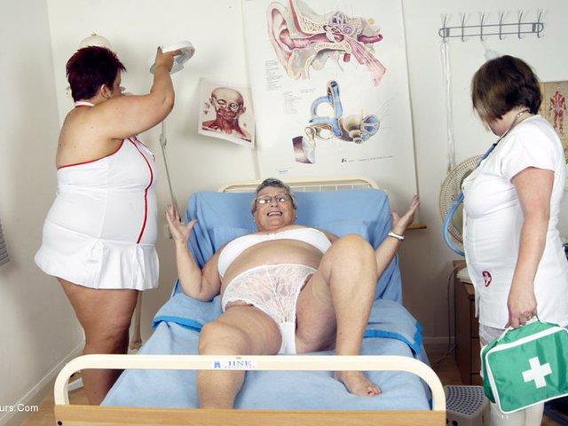 GrandmaLibby - Naughty Lebo Nurses