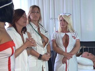 Nude Chrissy - The Nurses Erectile Problem HD Video
