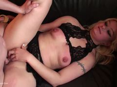 Jakki Louise - Pinned down and fucked hard HD Video