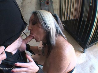 Mary Bitch - Meeting With A Mature Master Pt2 HD Video