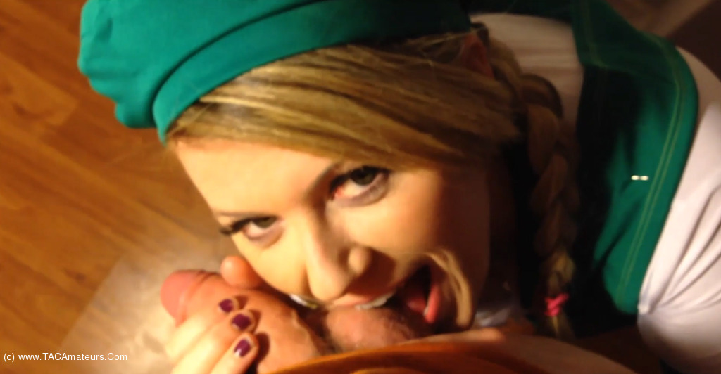 Daisy Haze - Girl Scout Gags Up & Is Throated Hard Pt2 video