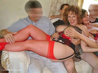 Curvy Claire - Orgy Time Pt3 Picture Gallery