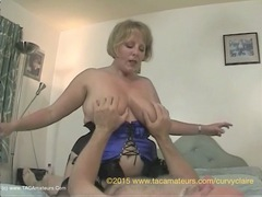 CurvyClaire - Thigh Boot Humping Pt4 HD Video
