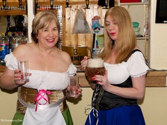 LilyMay - Baverian Beer Wenches Pt1 Photo Album
