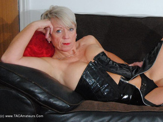 Shazzy B - Reclining in PVC Picture Gallery