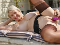 Sugarbabe - Outside Toying With Myself Gallery