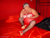 GrandmaLibby Red Bed thumbnail