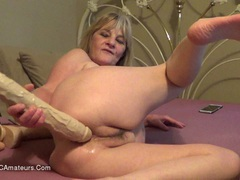 CougarBabeJolee - Nasty Ass Big Toy Play HD Video