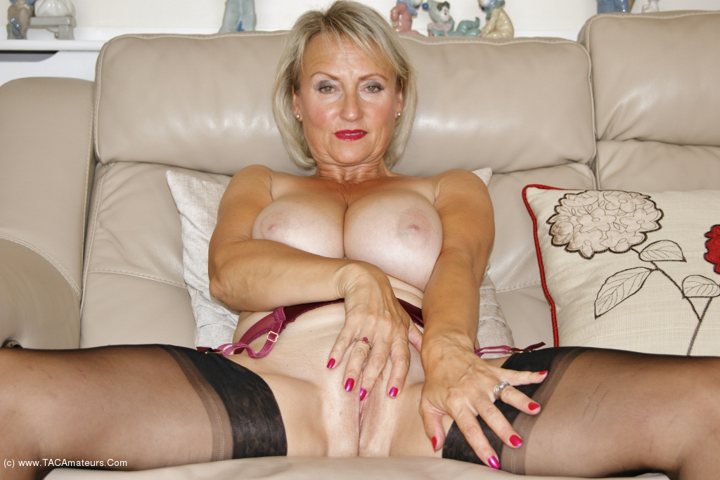 Sugarbabe - Spunking All Over My Nylons scene 1