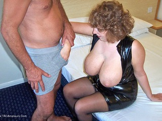 Curvy Claire - Hotel PVC Picture Gallery