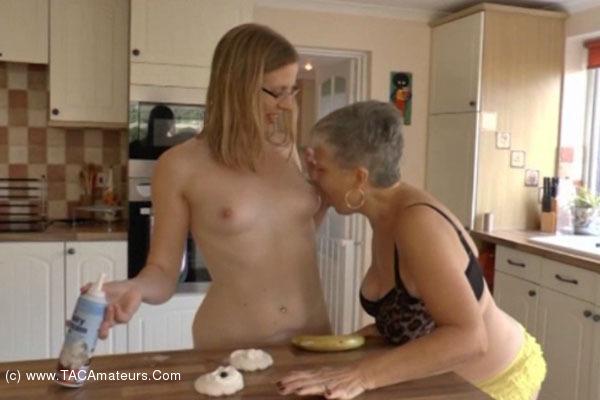 Savana - In The Kitchen Pt1 scene 0