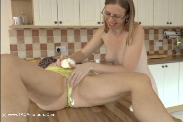Savana - In The Kitchen Pt1 scene 1